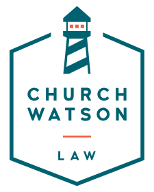 church-watson-law-logo